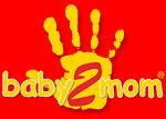 baby2mom logo